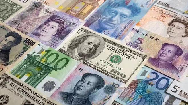 9月16日外汇交易提醒:美元下跌加元大涨,日元创近一个月新高